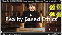 reality based ethics