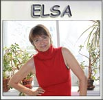 Elsa, songwriter, spoken word, artist