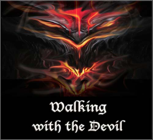 Walking with the Devil, political music